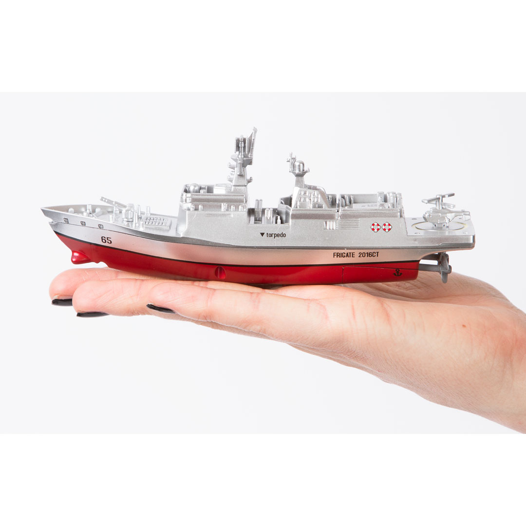 Remote Control (RC) | RC MINI BATTLE SHIP | 500820
