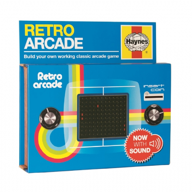 Haynes Electronic Kits | HAYNES RETRO ARCADE KIT | 504066