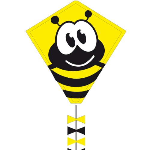 ECO: EDDY BUMBLE BEE 50CM 20""