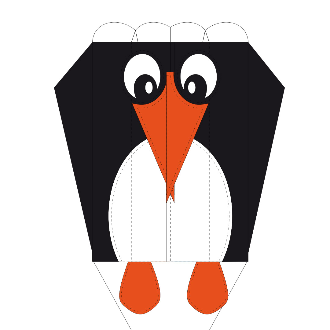 "PARAFOIL ""EASY"" PENGUIN"
