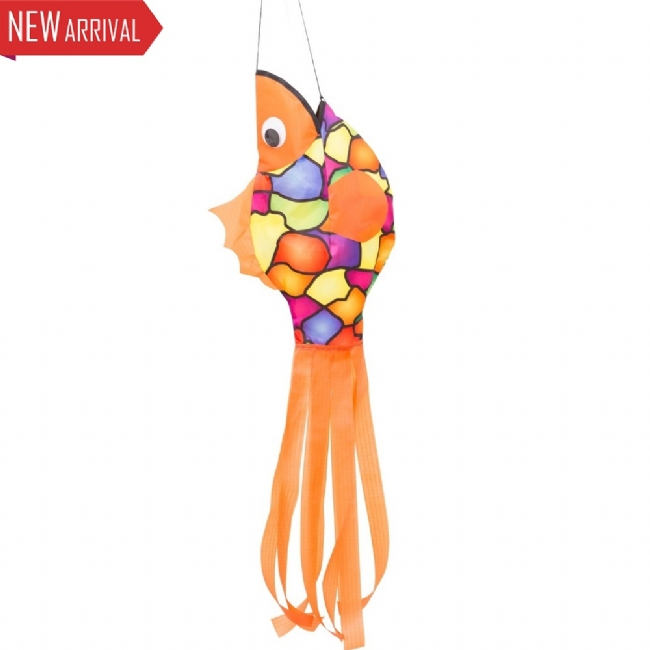 WINDSOCK DAZZLING FISH
