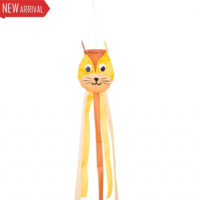 WINDSOCK KIT LITTLE CAT