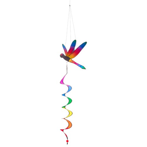 DRAGONFLY TWIST NATURAL RAINBOW