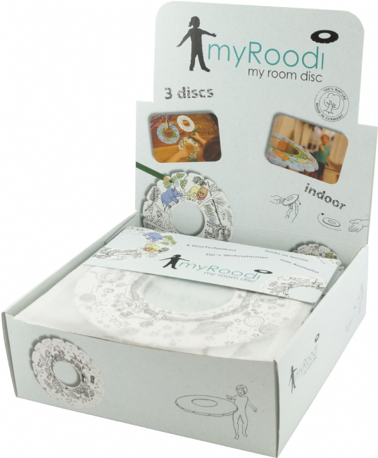 MYROODI COUNTER DISPLAY (20 SETS)