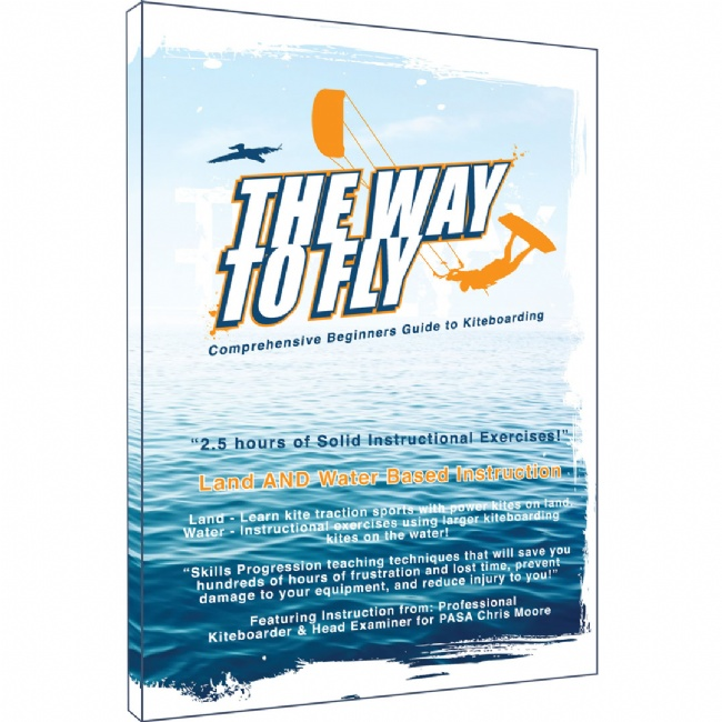 THE WAY TO FLY DVD