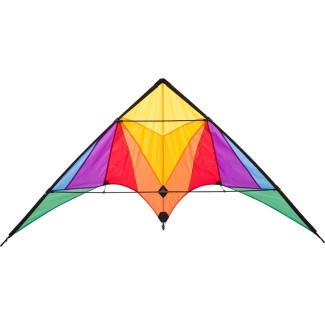 "ECO: STUNT KITE ""TRIGGER RAINBOW"""