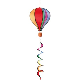 HOT AIR BALLOON TWIST RAINBOW
