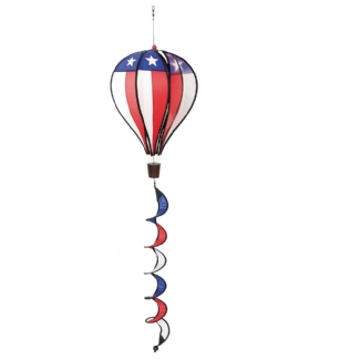 HOT AIR BALLOON TWIST STARS & STRIPES