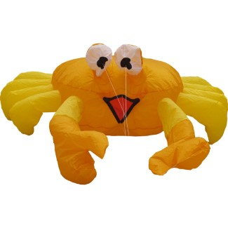 BOUNCING BUDDY 'BILLY THE CRAB' ORANGE