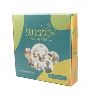 "BINABO - 240 CHIPS ""MIXED COLORS"""