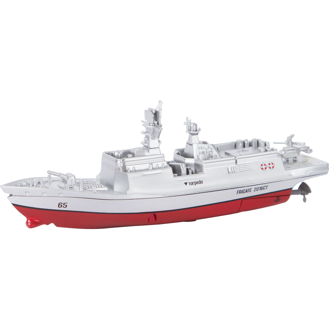 RC MINI BATTLE SHIP