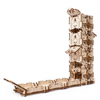 UGEARS:  DICE TOWER