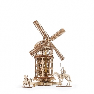 UGEARS:  TOWER WINDMILL
