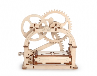 UGEARS:  MECHANICAL BOX
