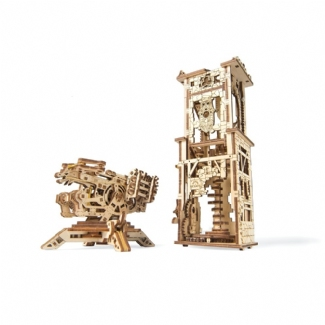 UGEARS:  ARCHBALLISTA TOWER