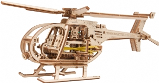 WOODENCITY: HELICOPTER