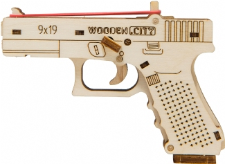 WOODENCITY: THE GUARDIAN GLK-19