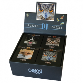 Q PUZZLE:  ANIMAL  DISPLAY (16)