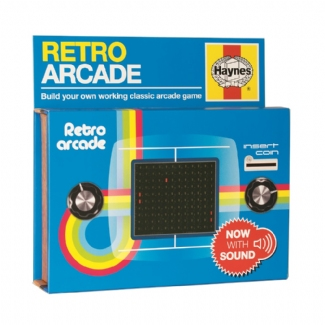 HAYNES RETRO ARCADE KIT