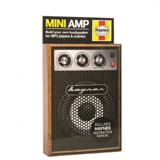 HAYNES MP3 AMPLIFIER KIT