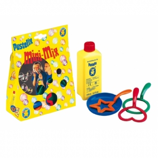 PUSTEFIX 'MINI-MIX' 3 BUBBLE RINGS