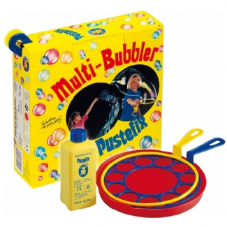 PUSTEFIX MULTI-BUBBLE TWIN SET